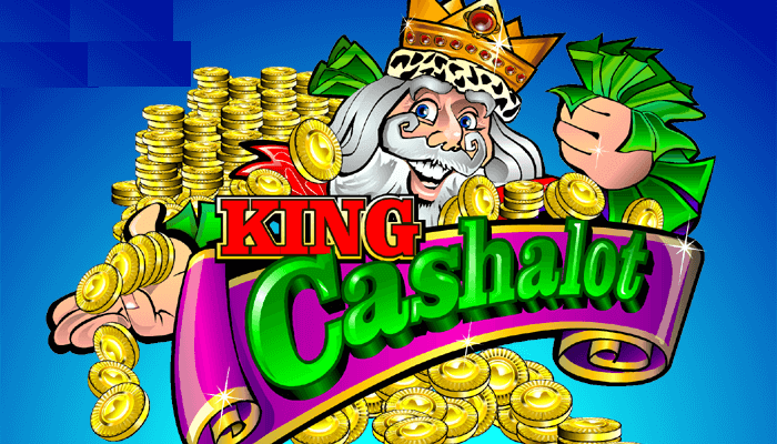 King Cashalot – make the kingdom