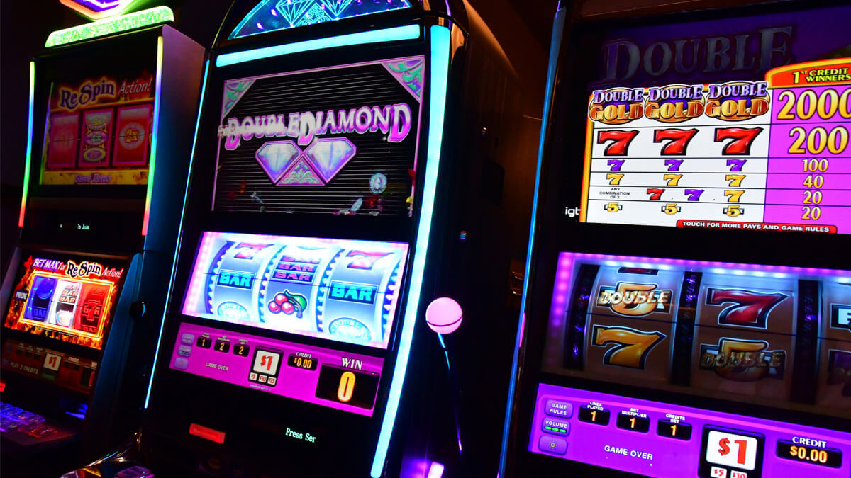 Real Slot Machines Online Reviews To Win More Money